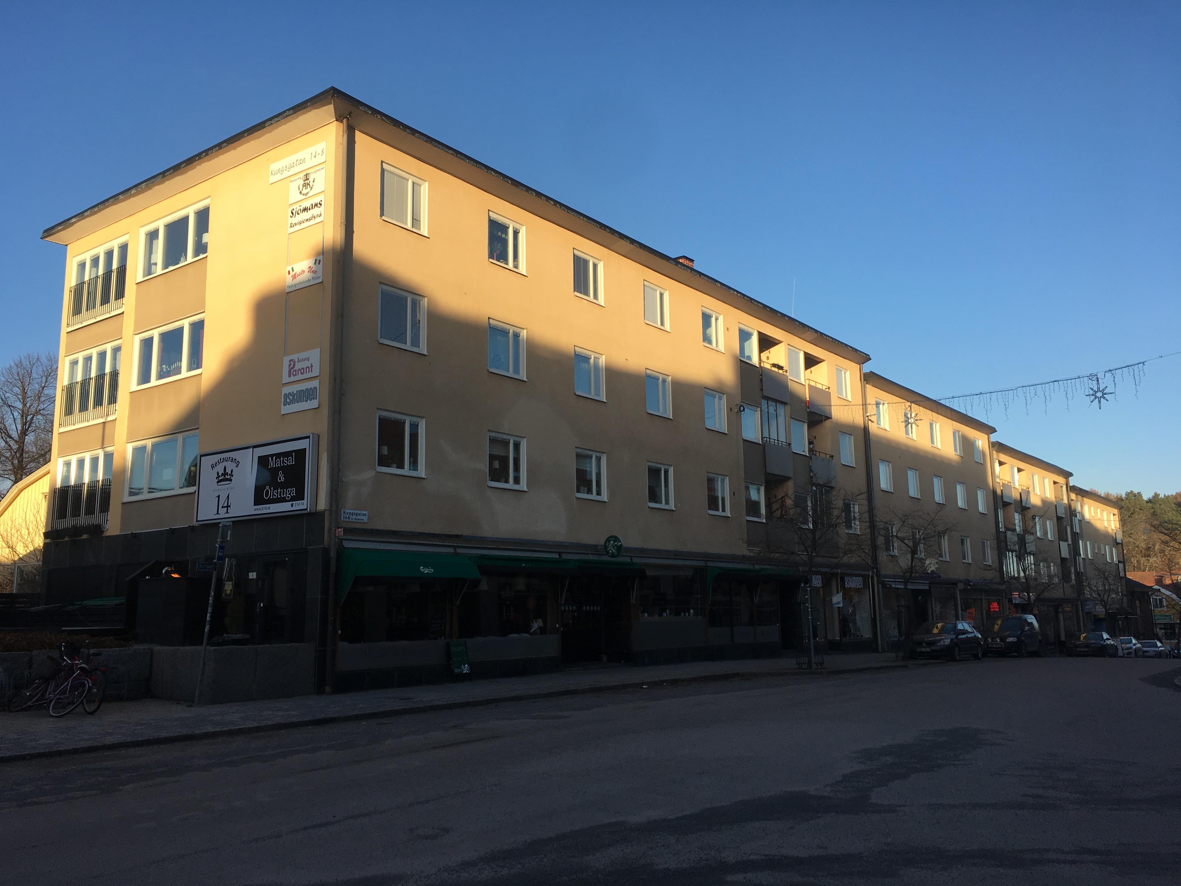 Stamspolning Enköping