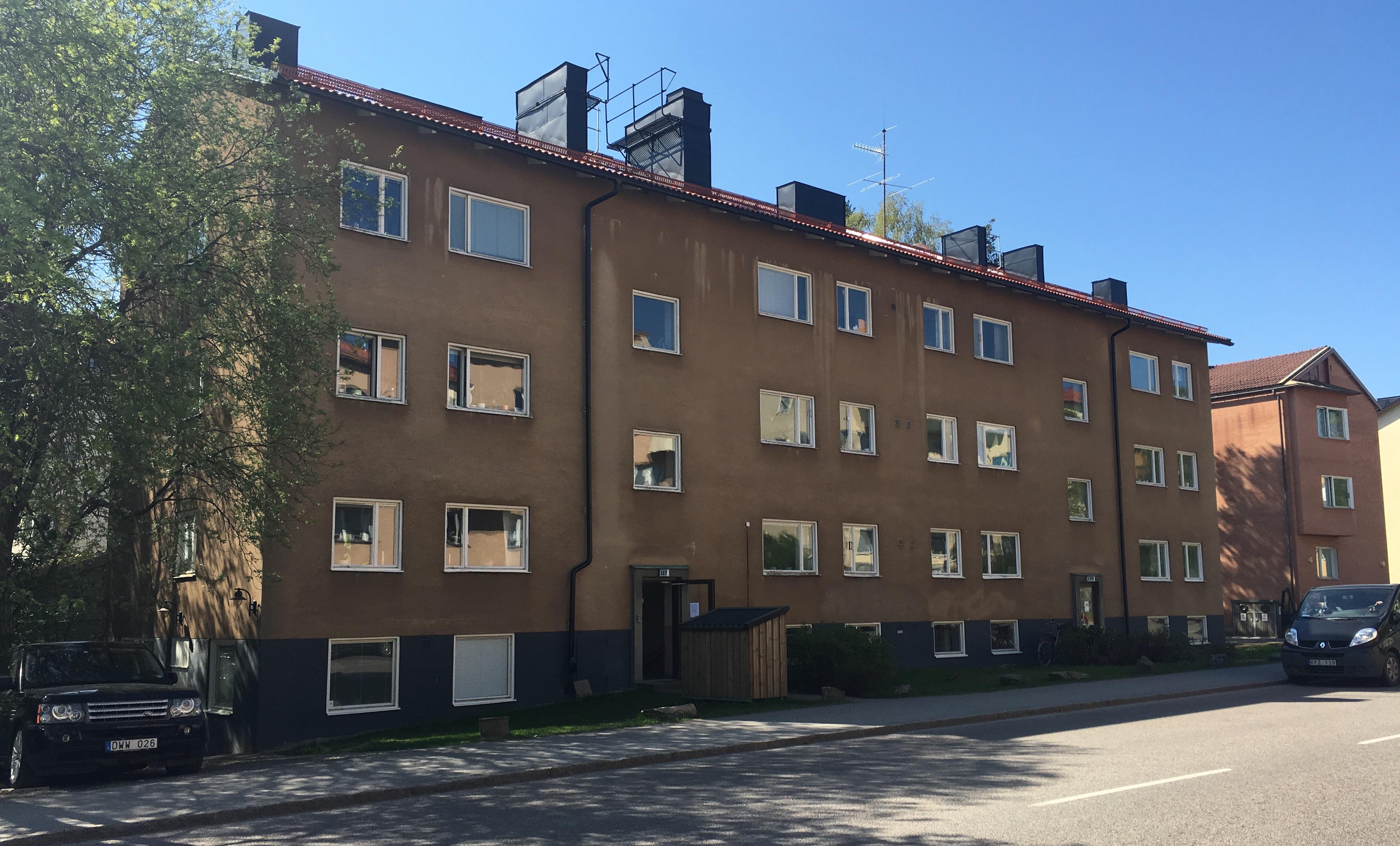 Brf med 18 lägenheter Hägersten