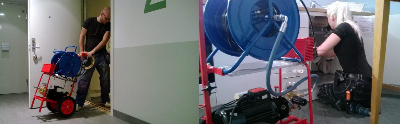 Stamspolning Tyresö
